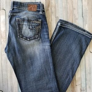 BKE Madison Bootcut Jeans